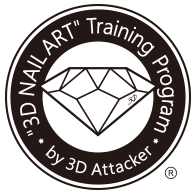 3D NAIL ART TRAINING PROGRAM by 3D ATTACKER